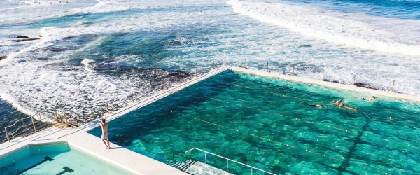 Ocean Pools Bondi Beach